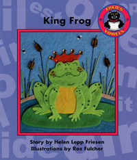 King_frog_book